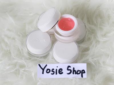 Cream Jelly Pink Whitening Collagen 15gr