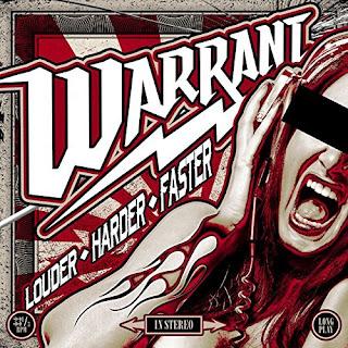 """Το τραγούδι των Warrant """"Only Broken Heart"""" από το album """"Louder Harder Faster"""""""