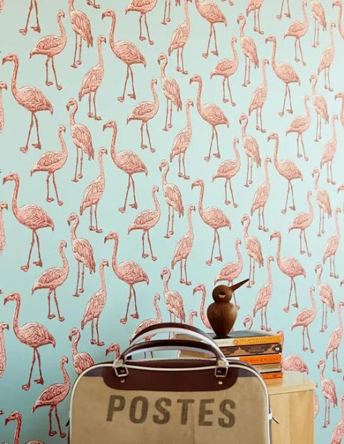 papel-de-parede-decor-flamingo