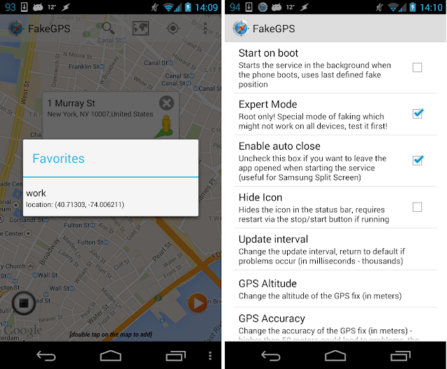 Free download fake gps apk terbaru