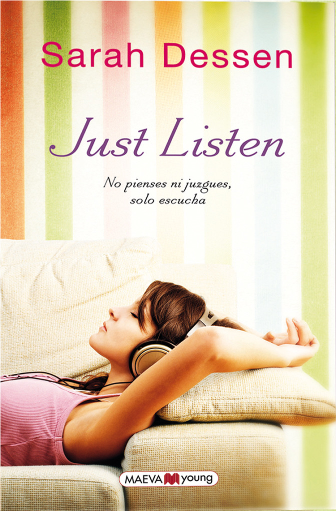 just listen by sarah dessen essay Just listen (2006) is a young adult novel written by author sarah dessenit is her seventh published novel plot summary annabel greene is a girl who has it allâ€at least, that's how it seems on tv commercials.