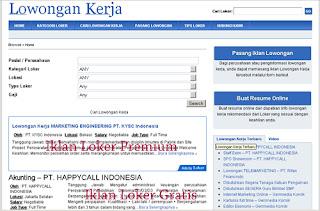 informasi loker metode website fikriwildannugraha.blogspot.co.id