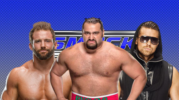 Possible United States Championship match up between Ryder, Rusev and The Miz