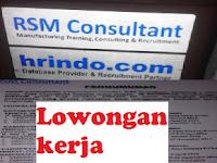 Mudahnya Mendaftar Kerja Lewat RSM Consultant