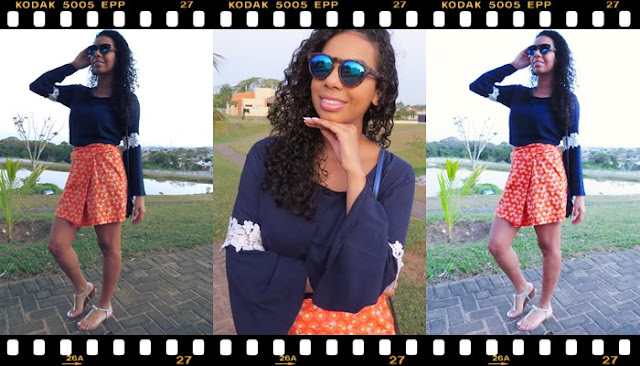 Look do dia saia florida!