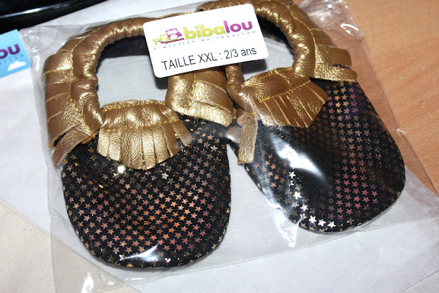chaussons souples fille