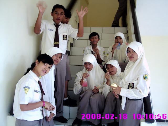 Teman sekolah mm2 angkatan ke-7 SMKN Purwosari