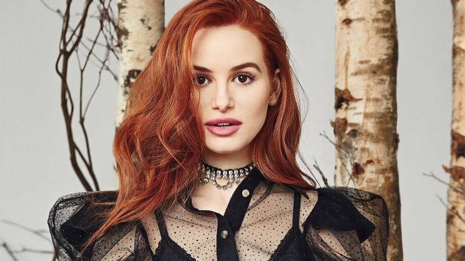 Madelaine Petsch, Red Hair, 4K, #4.1390