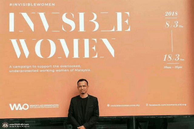 Invisible Women, Akta Kesamarataan Gender, Women's aid organisation,
