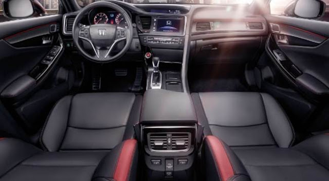 Honda Spirior 2018 Price