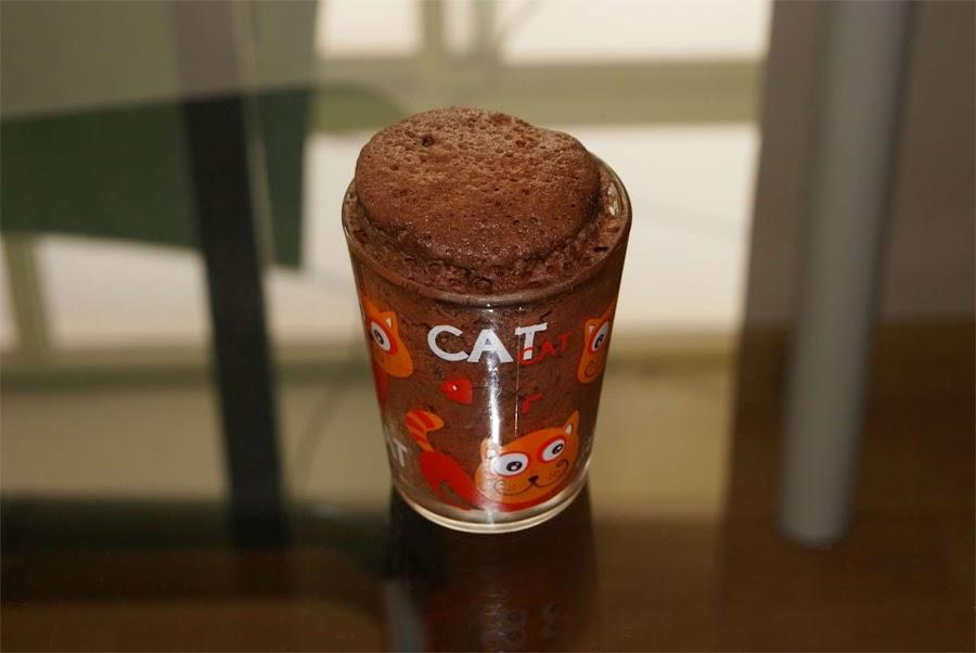 Bizcocho Red Velvet Mug Cake
