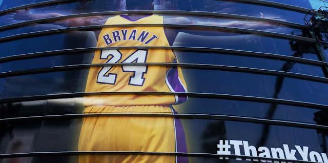 El merchandising batió récords en el adiós de Kobe