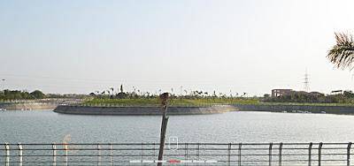 Janeshwar Mishra Park Lake