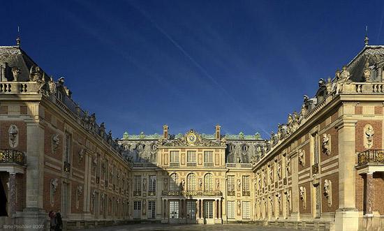Những kiểu biệt thự lâu đài kiểu pháp nổi tiếng trên thế giới