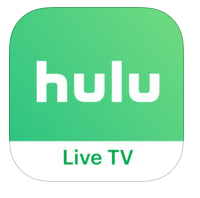 hulu with Live TV app