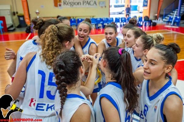 ΕΟΚ | Εθνική Παγκορασίδων: Ελλάδα-Ιταλία 58-60 (Τουρνουά Φιλίας)