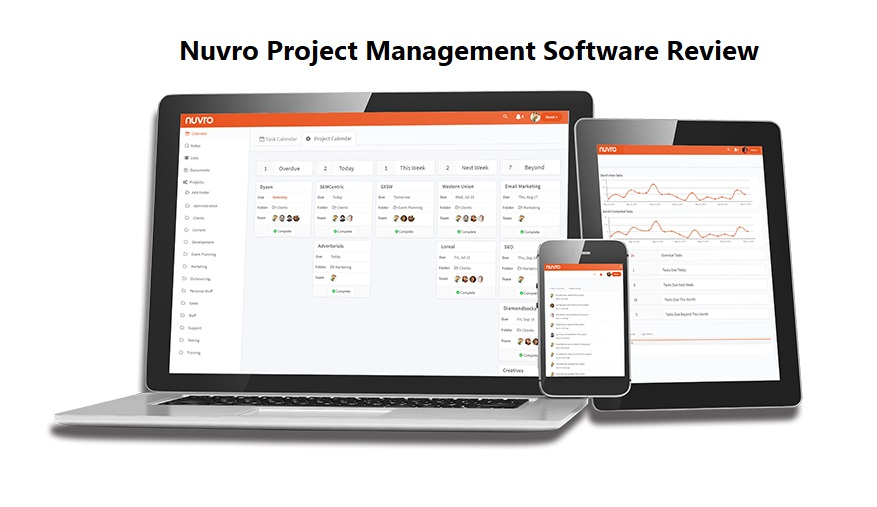 Nuvro Project Management Software Review