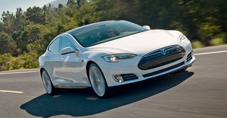 Cars That Start With S >> Tesla To Start Deliveries Of Model S Electric Cars Next