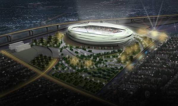 Pembangunan Dikebut, Ternyata Stadion BMW Bukan Kandang Tetap Persija