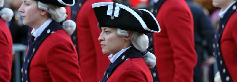 7 найрідкісніших військових уніформ США новітньої історії