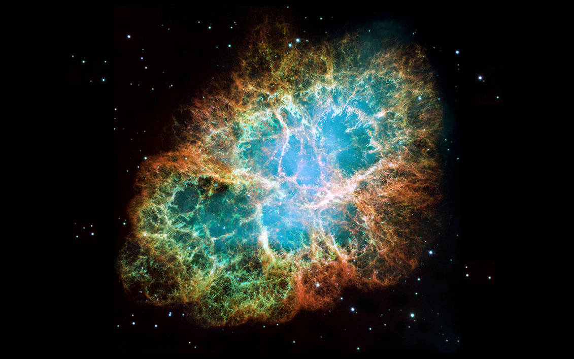exploding supernova hubble telescope -#main
