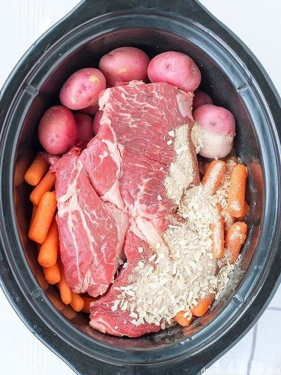Classic Crock Pot Roast