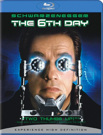 The 6th Day 2000 Dual Audio Hindi 480p BluRay 350mb