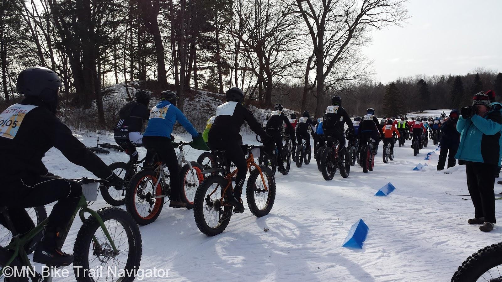 Mn Bike Trail Navigator Winter 15 16 Minnesota Fatbike