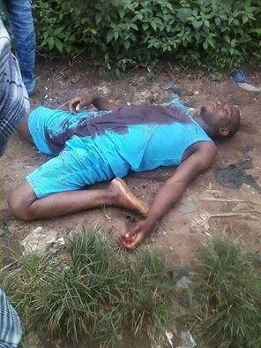 Man stabs friend to death at Orji in Imo state for selling faulty phone to him