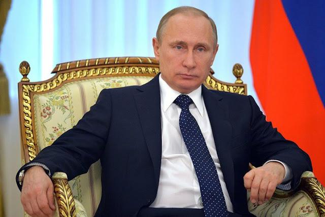 Ο Βλαντιμίρ Πούτιν επίτιμος διδάκτωρ στο Πανεπιστήμιο Πελοποννήσου