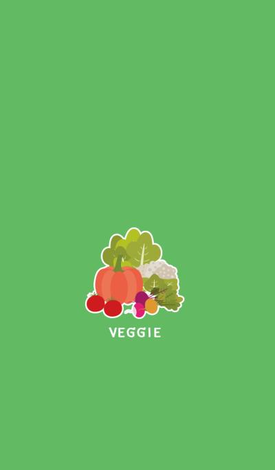 PVD - VEGGIE