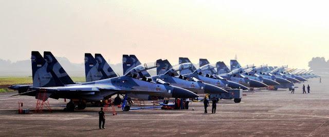 Pemeritah Gelontorkan Anggaran Tambahan Rp 6,599 Triliun Untuk Penambahan Alutsista TNI