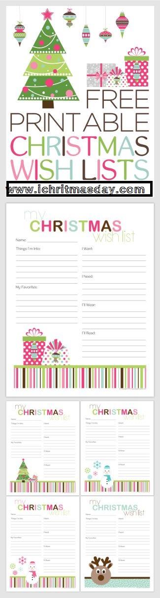 christmas wish list 2017 ideas