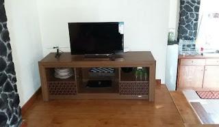 Televisi villa