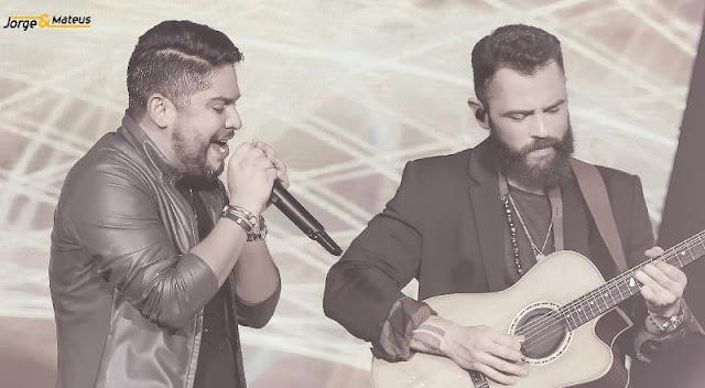 Jorge e Mateus - Te Amo Com a Voz Rouca