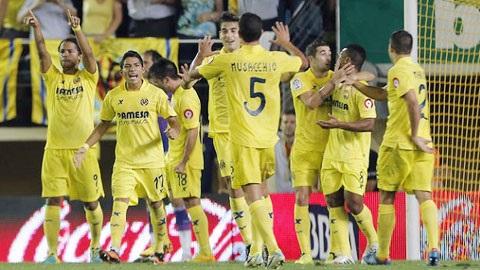 Astana từng thua trắng Villarreal trong những lần chạm trán trước