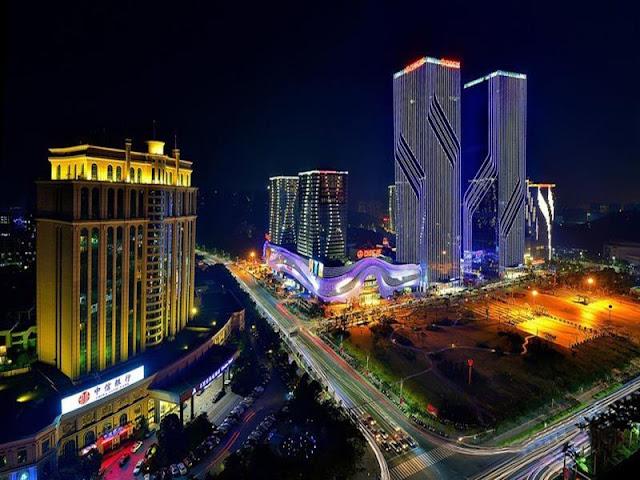 Pengjiang District, Jiangmen