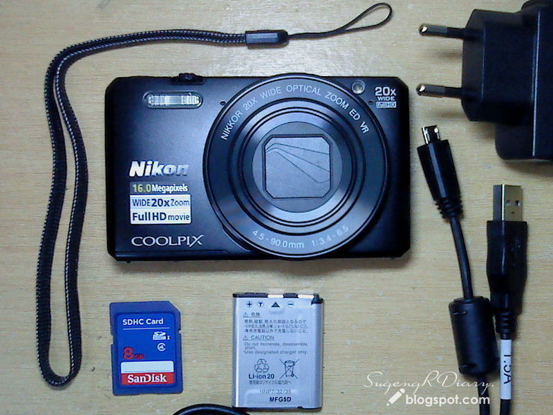how to fix lens error on nikon coolpix