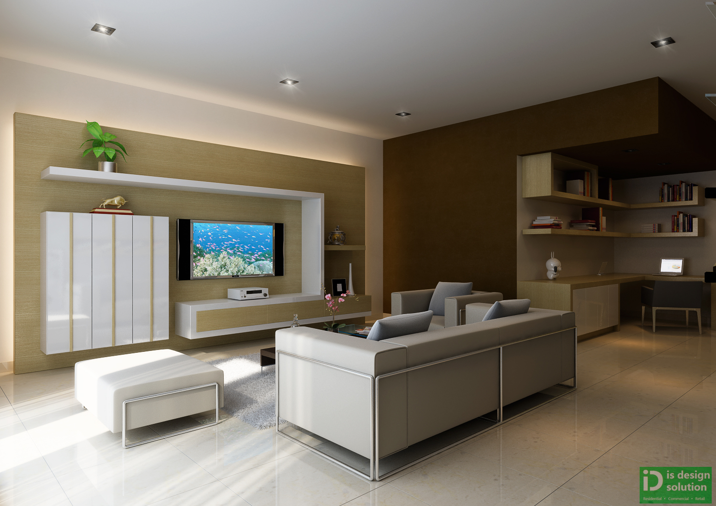 IS DESIGN SOLUTION: Living Room