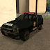Blazer da Policia Civil SP!! (LowPoly/SuperLeve)
