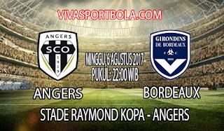 Prediksi Angers vs Bordeaux 6 Agustus 2017