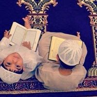 child read the guran