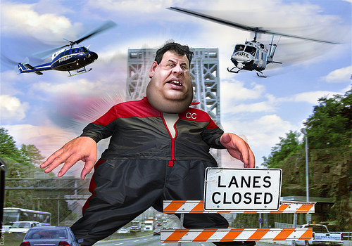 Governor Chris Christie's bullying ways may have led to his undoing when members of his staff   punished a local mayor for not endorsing Christie: his staff closed traffic lanes to that mayor's city, causing huge traffic jams and endangering lives. An investigation of Christie over the incident continues.