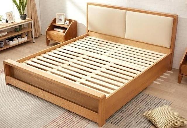 Rangka Tempat Tidur Minimalis