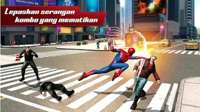 APK MOD Unlimited Money Free Download Terbaru The Amazing Spider-Man 2 APK MOD 1.2.7d Unlimited Money Terbaru