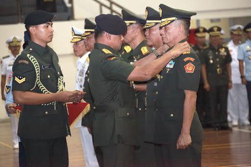 TNI Kirim 4000 Peacekeeper Dalam Misi Perdamaian Dunia