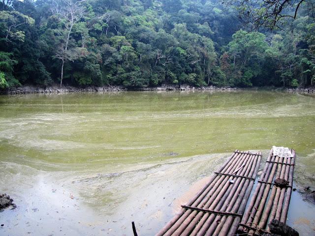 fairy pond ba be national park vietnam