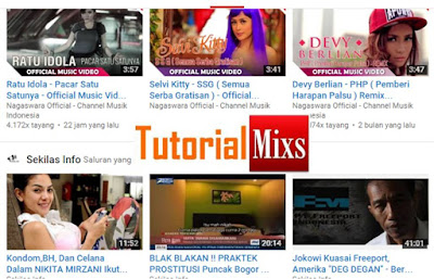 Cara praktis membuat Thumbnail video youtube pada blogger