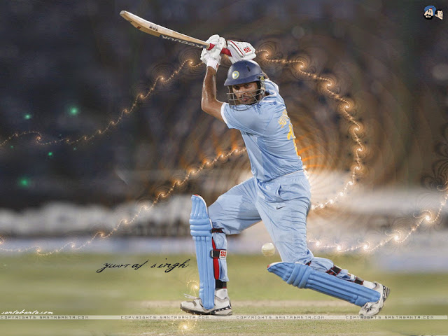Yuvraj Singh Wallpapers in HD Gallery