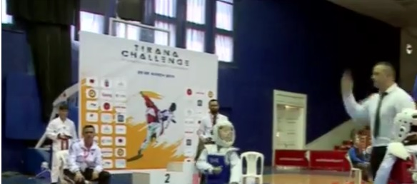 Taekwondo in Tirana Challenge - gathers 400 athletes from six countries